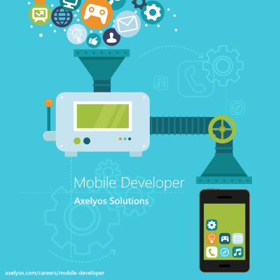 mobile developer ad